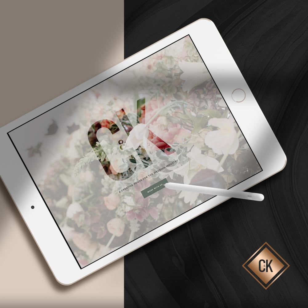 Coco & Kat - Website Design