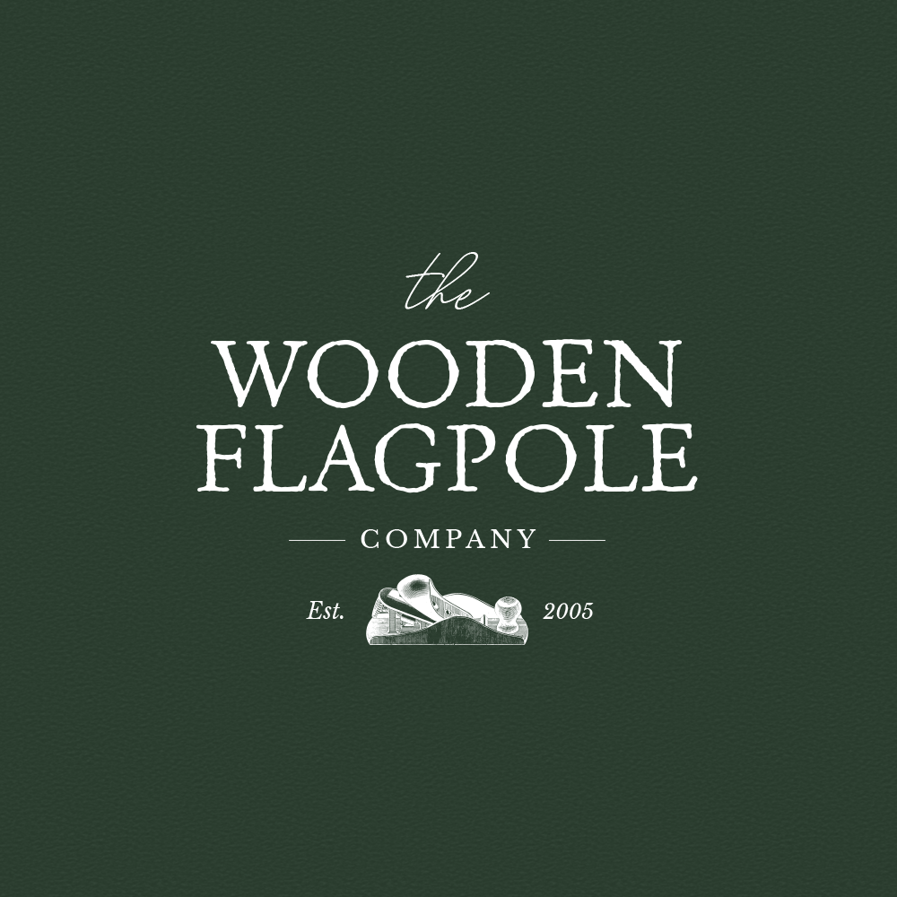 The Wooden Flagpole Company - Brand Design